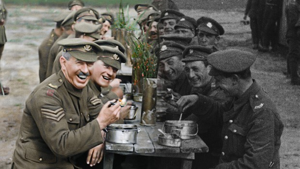 They shall not grow Old + Satellite Q&A with Peter Jackson