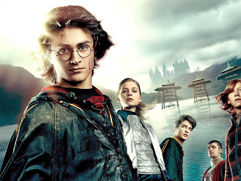 Cineminis: Harry Potter and the Goblet of Fire