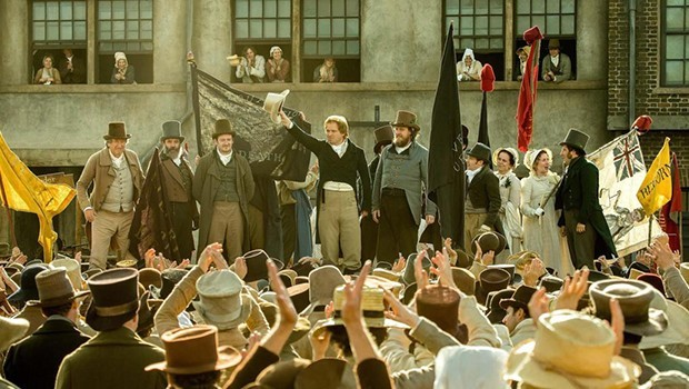 Subtitled Screening: Peterloo
