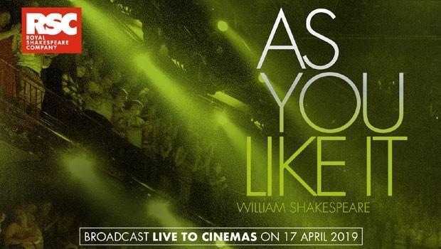As You Like it - RSC Live 2019