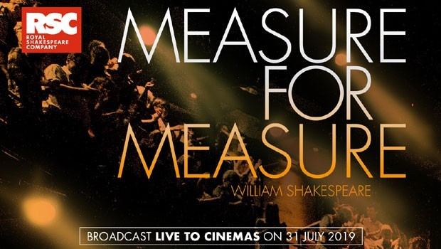 Measure for Measure - RSC Live 2019