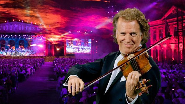 Andre Rieu Maastrict Concert - Shall We Dance