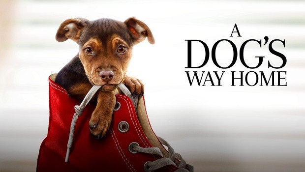 Cineminis: A Dog's Way Home