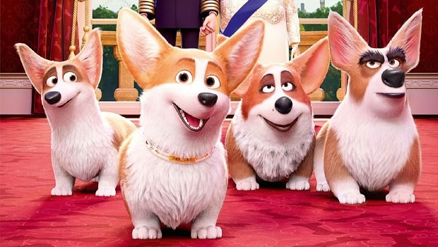 Cinemini - Queen's Corgi