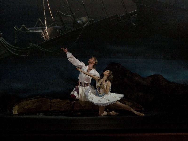 Bolshoi Ballet: Le Corsaire 2019