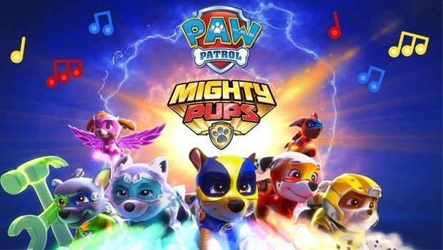 Cinemini: Paw Patrol Mighty Pups