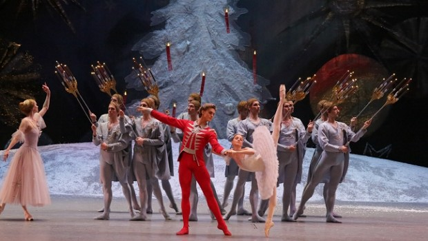 Bolshoi Ballet: The Nutcracker.