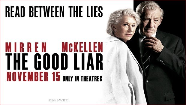 Subtitled Screening: The Good Liar