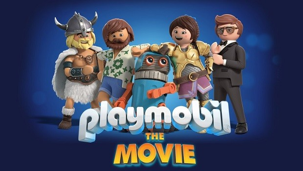 Cineminis: Playmobil - The Movie