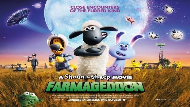 Autism Friendly: Shaun the Sheep Movie Farmageddon