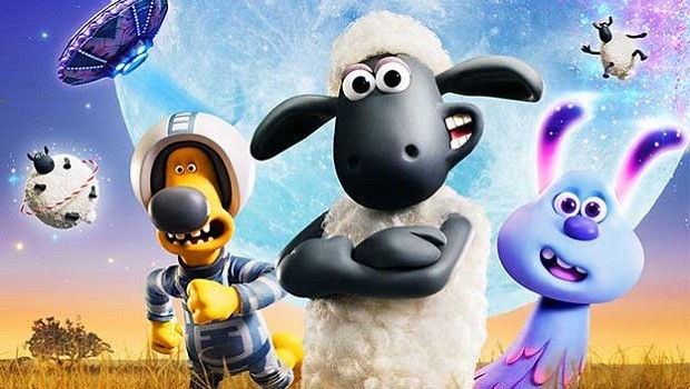 Cineminis: A Shaun the Sheep Movie - Farmageddon