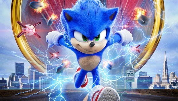 Cinemini: Sonic the Hedgehog
