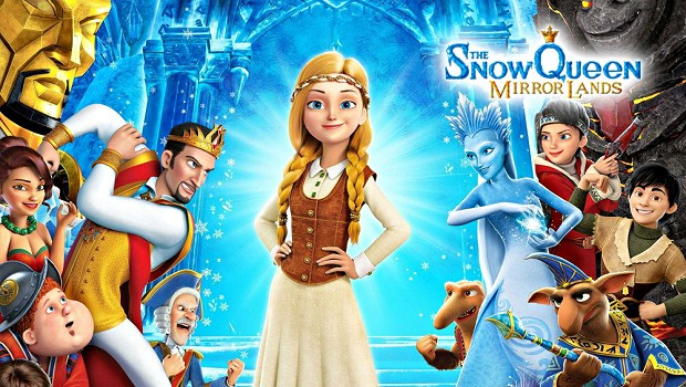 The Snowqueen 'Mirrorlands'
