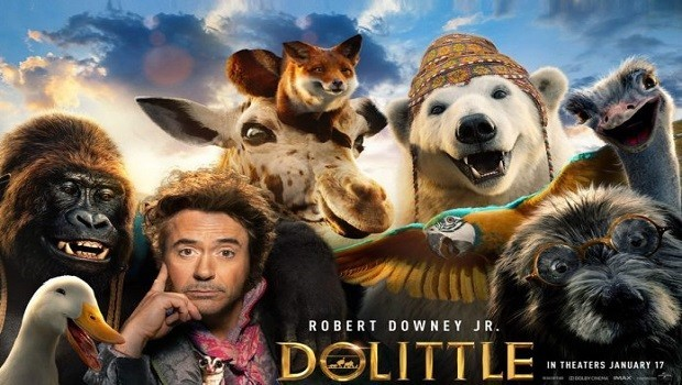 Cinemini: Dolittle