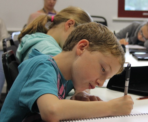 Creative Writing Master Class