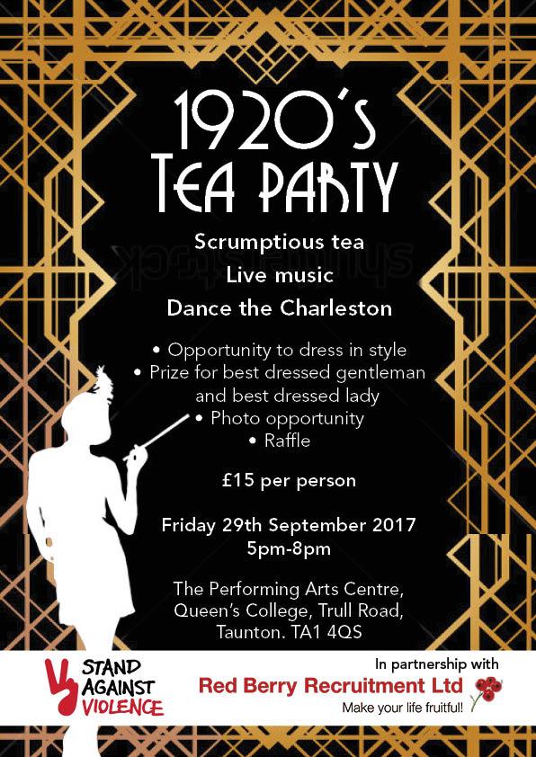 1920s Tea Party!