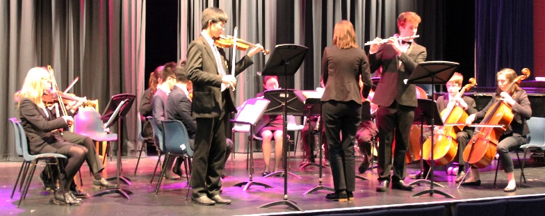 Mixed Ensemble Concert
