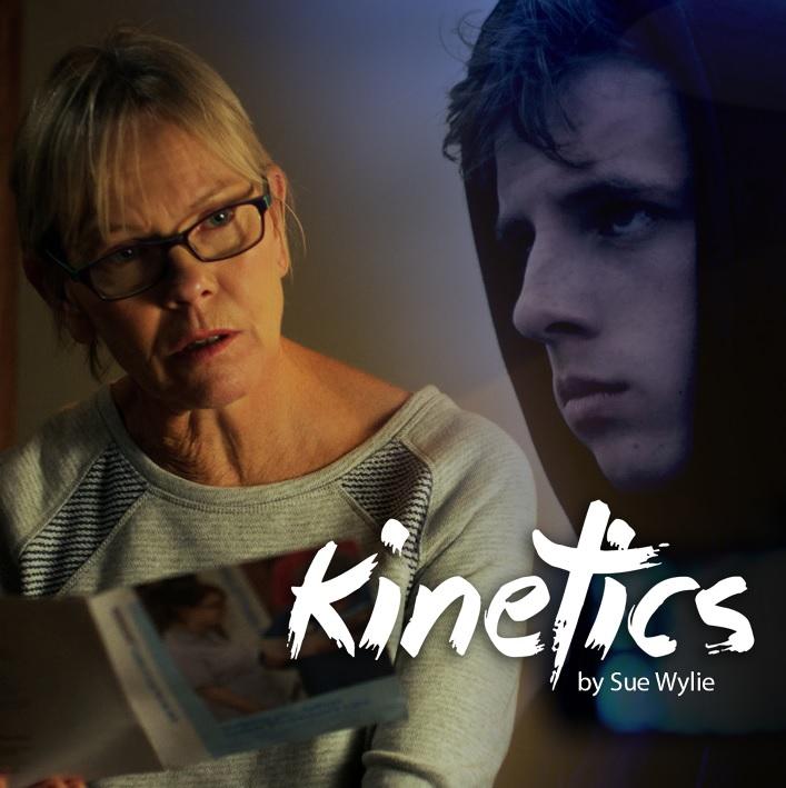 Kinetics - by Sue Wylie