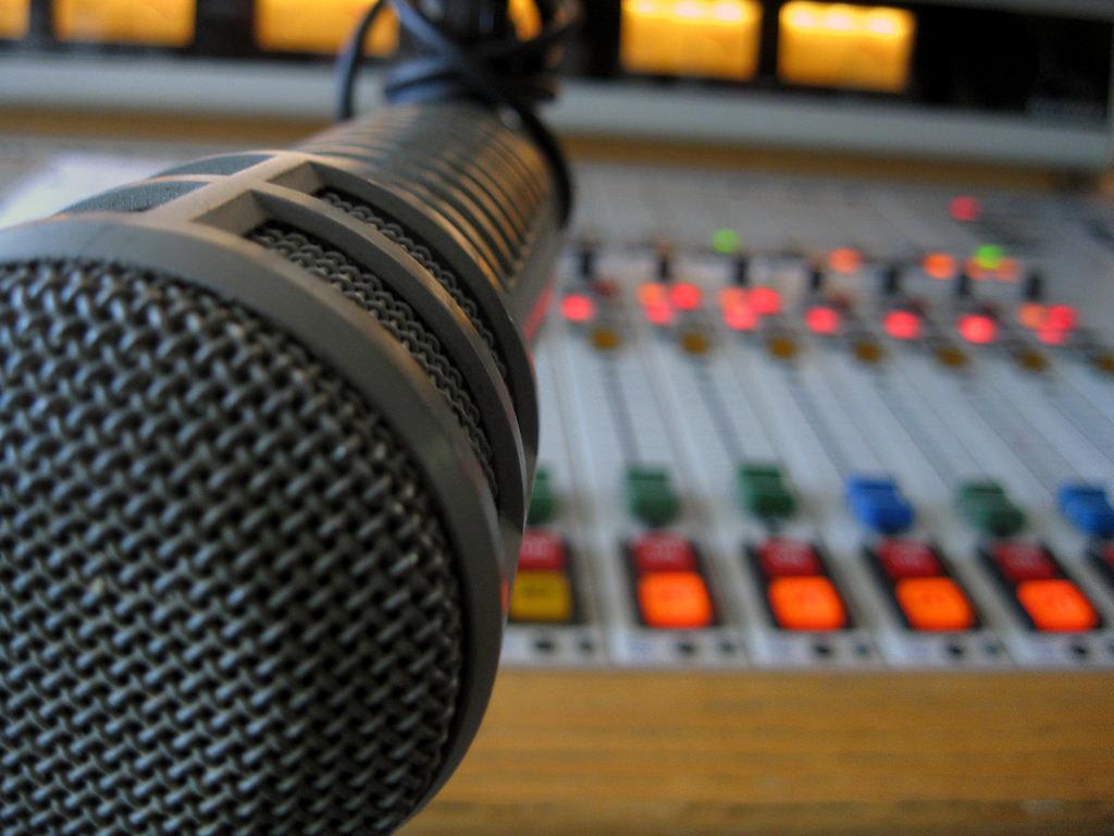 Radio Broadcasting Master Class