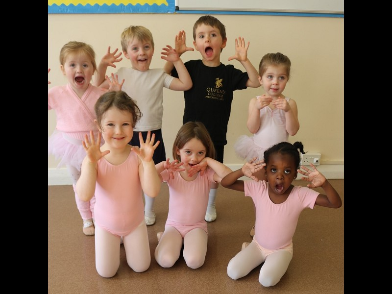 Dance 3 - 4 Year Olds