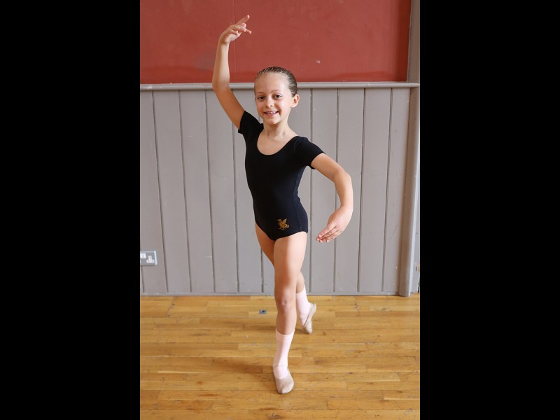 Summer Dance for 4 - 7 years
