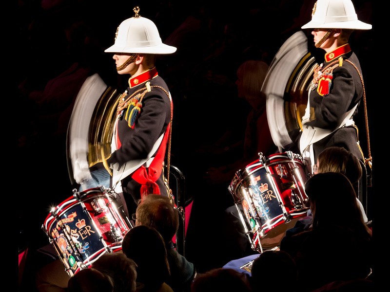 The Band of Her Majesty's Royal Marines