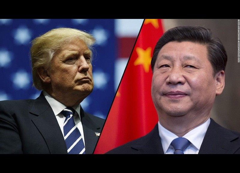 The US and China