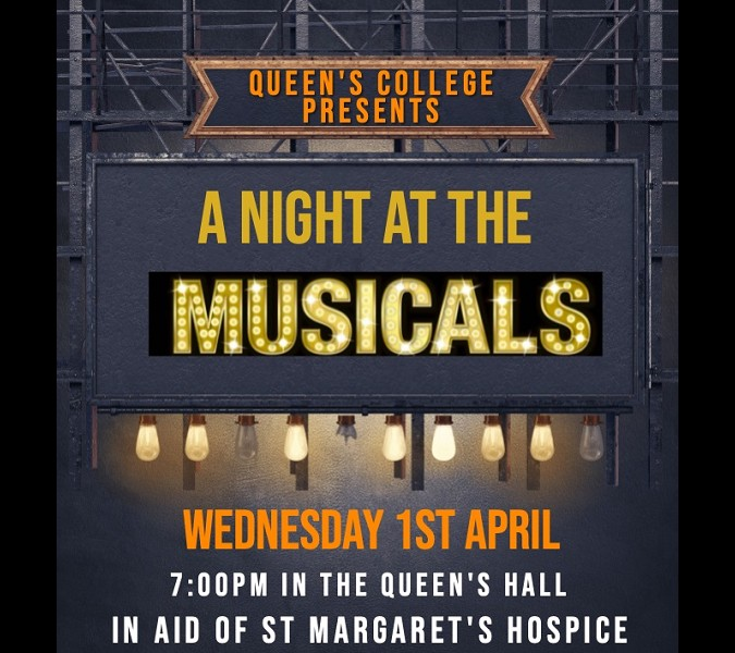 A Night At The Musicals!