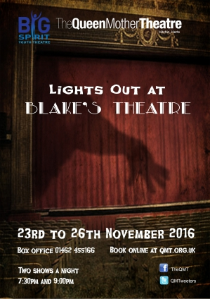 Lights Out at Blake's Theatre