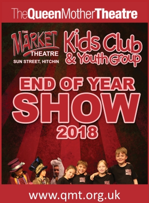 Market Theatre - End of Year Show 2018