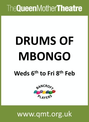 Drums of Mbongo