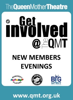 Get Involved - New Members Evenings
