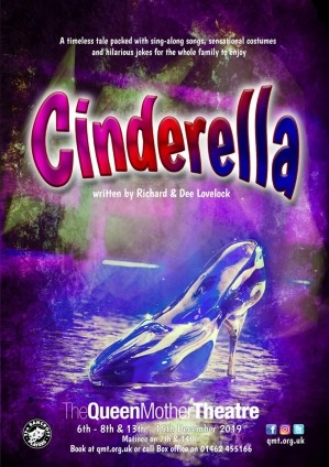 Cinderella - The QMT Panto