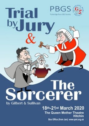 Trial by Jury & The Sorcerer