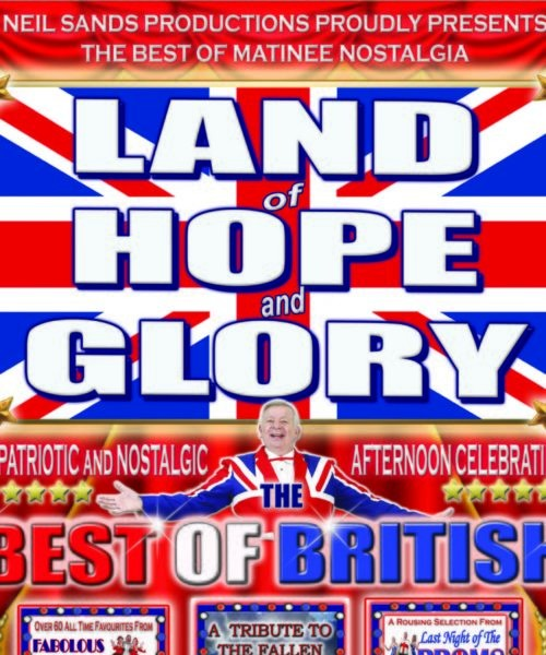 Neil Sands Land Of Hope Of Glory