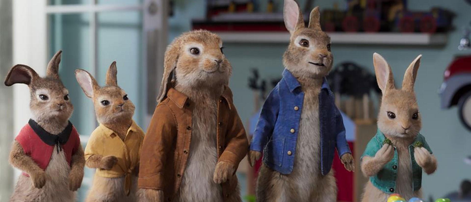 Peter Rabbit 2:The Runaway