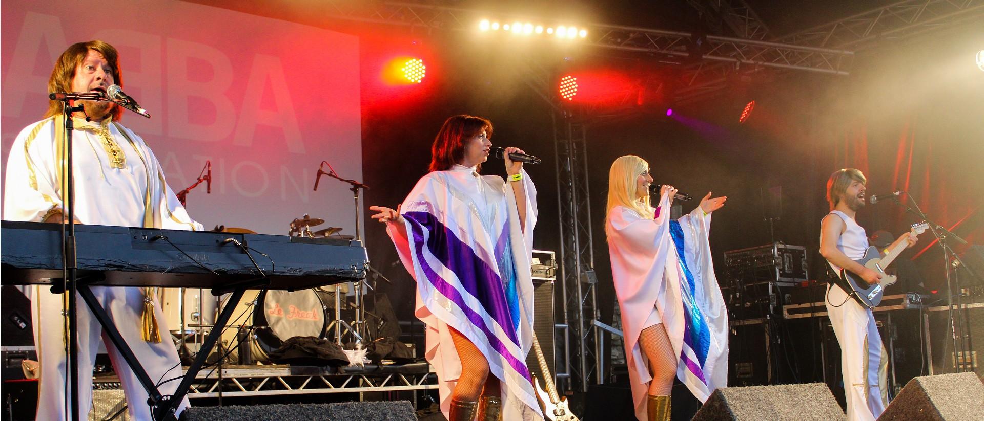 ABBA Sensation!