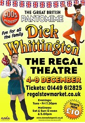 Dick Whittington by SODS