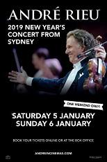Andre Rieu 2019 Sydney