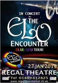 ELO Encounter - Blue Sky Tour