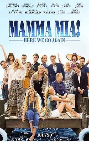 Mamma Mia! Here We Go...