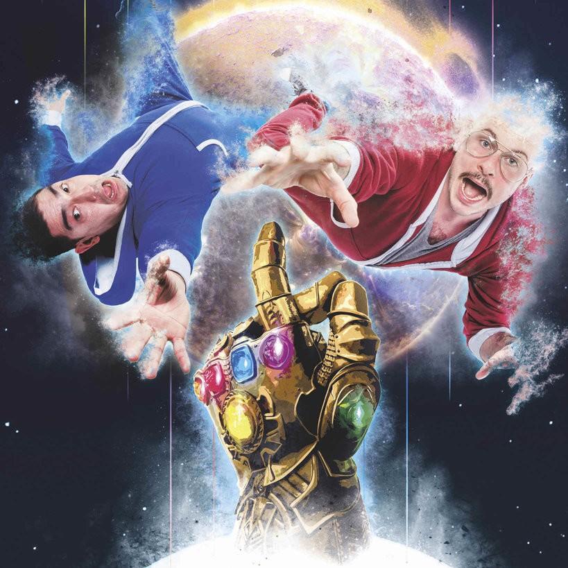 MARVELus: All The Marvel Movies... Kind Of