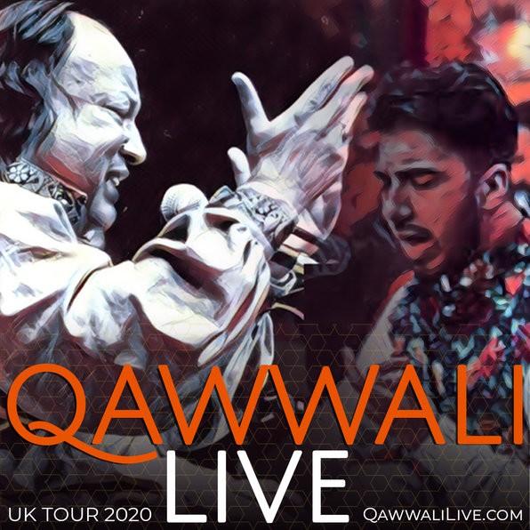 Qawwali Live: Nusrat Fateh Ali Khan Tribute Tour