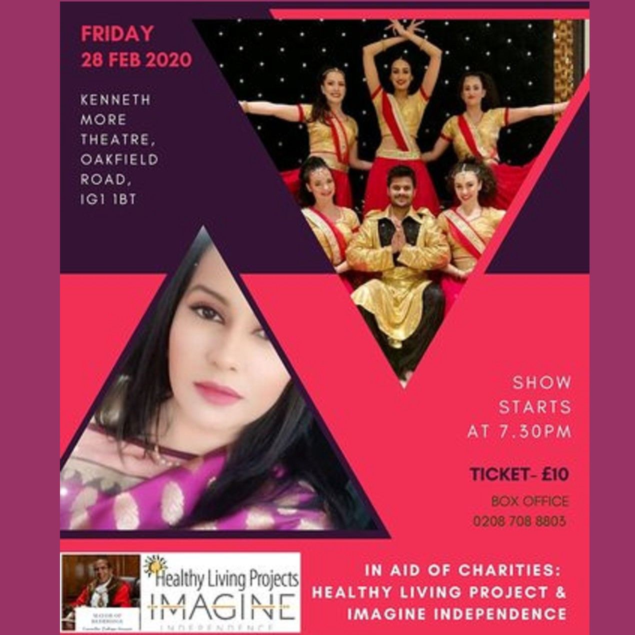The Mayors Asian Music & Dance Extravaganza