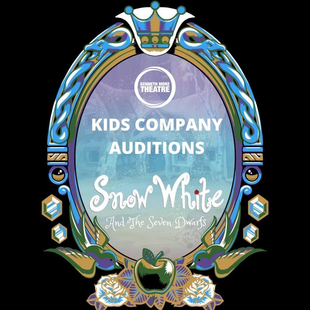 Kids Company Panto Auditions