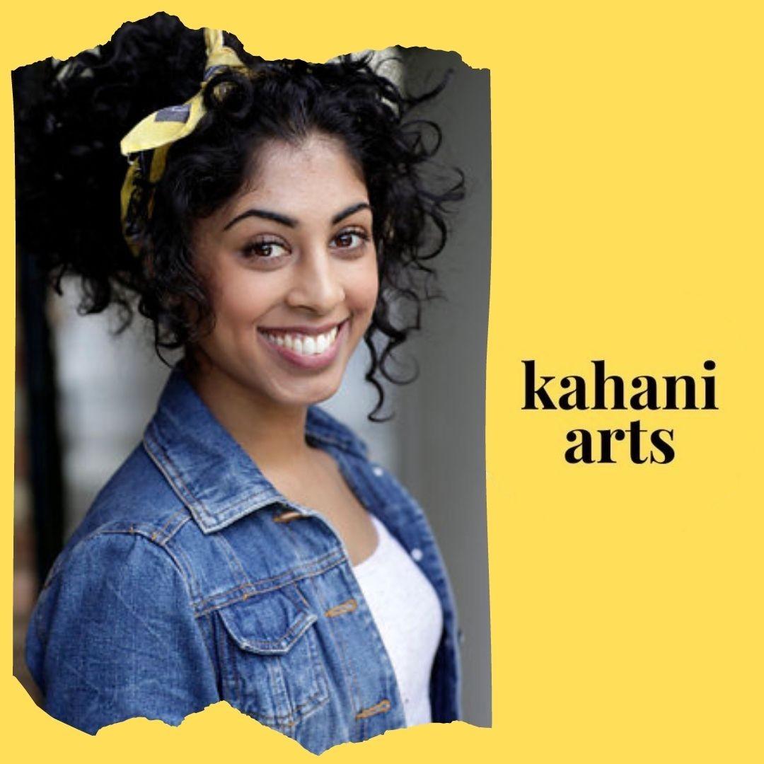 Kahani Arts - Storytime With Siobhan