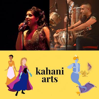 Kahani Arts Workshop R-Yr  2