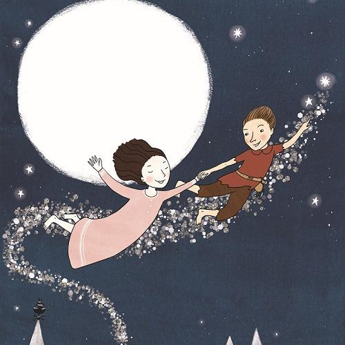 Underneath A Magical Moon