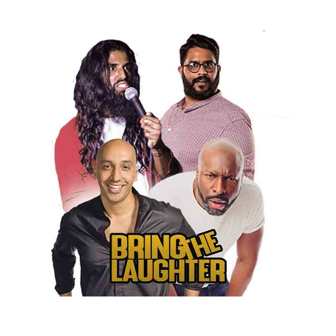 Bring The Laughter