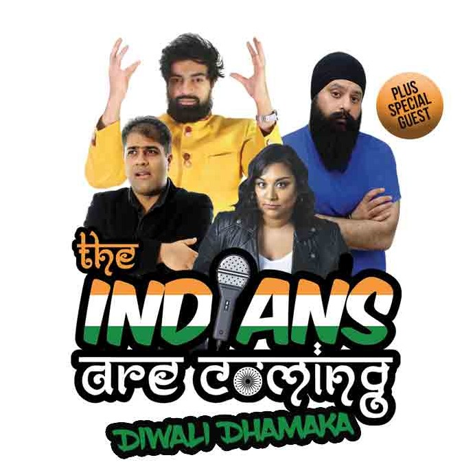 The Indians Are Coming : Diwali Dhamaka
